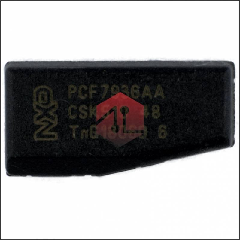 Transponder Nxp Pcf 7936 Pcf7936 Virgen