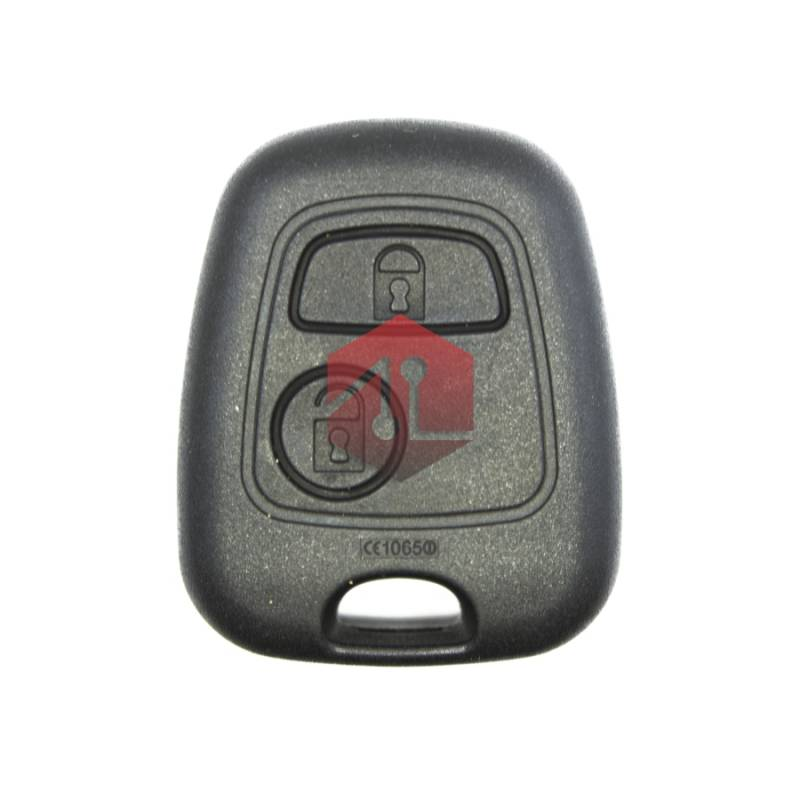 Carcasa 206/207 2 Botones