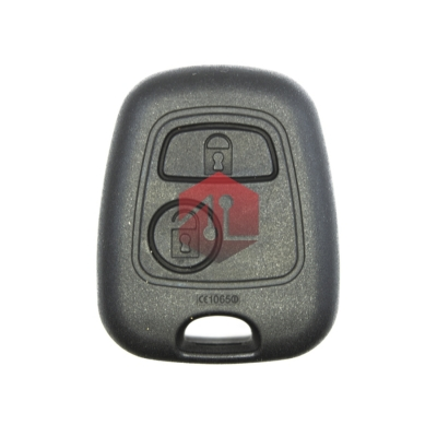 Carcasa 307 2 Botones L/v Hu83