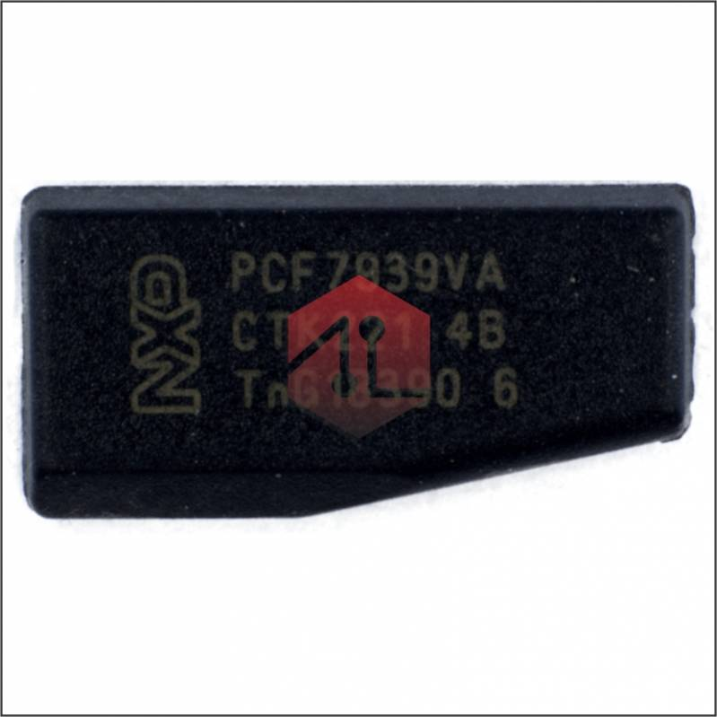 Transponder Pcf 7939va Fiat Moby Toro