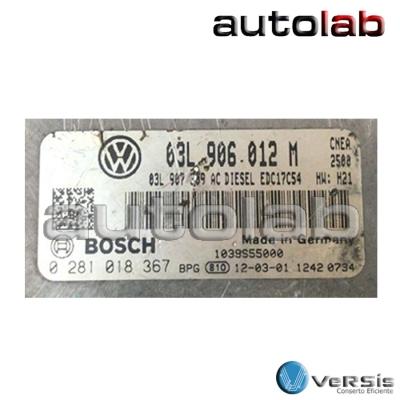 Curvas Vrs Bosch 0281018367 Edc17c54
