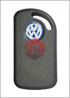 Llave Volkswagen Guillotina (hu66fh)