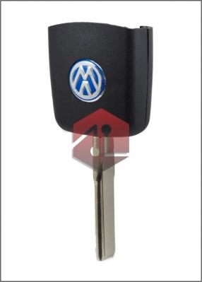 Llave Volkswagen Encastre Cuadrado Navaja (hu66) Nuevo