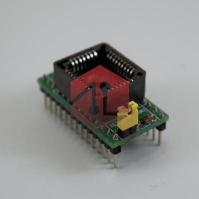 Adaptador Original Willem Gq 4x Plcc32-dip28