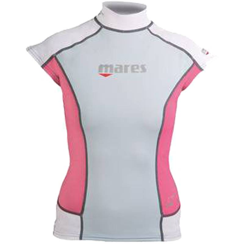 Rash Guard Trilastic Capsleeve She Dive