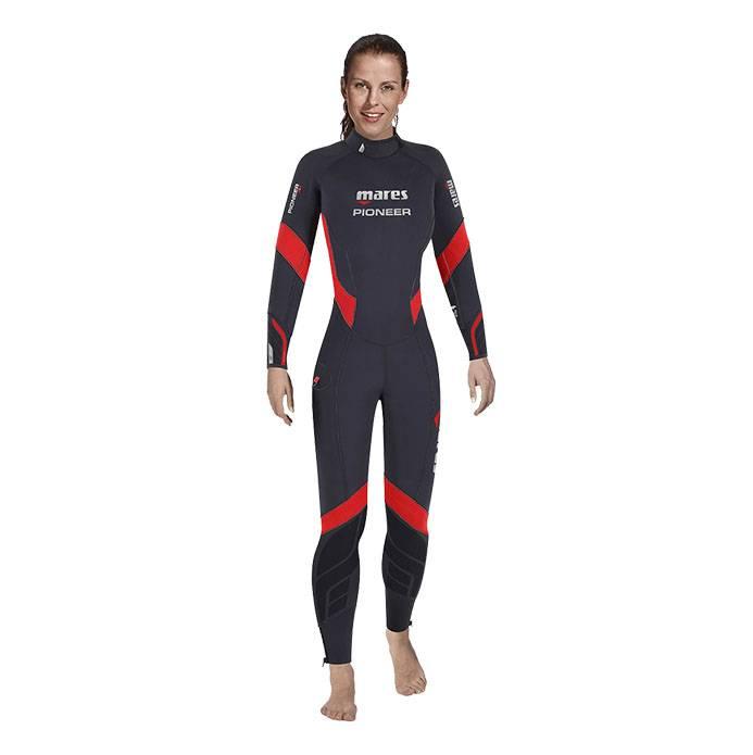 Monosuit Pioneer 5mm She Dives