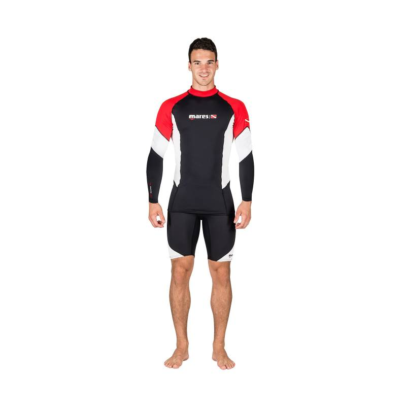 Rash Guard Trilastic L-sleeve Dc - Man