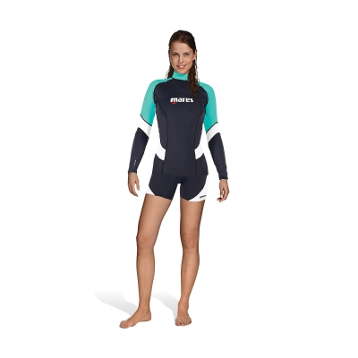 Rash Guard Trilastic L/s She Dives