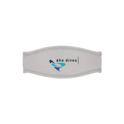 Mask Strap Trilastic She Dives