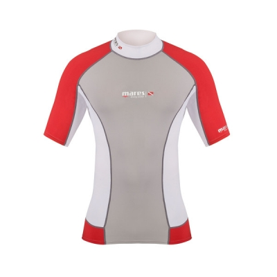 Rash Guard Trilastic S-sleeve Dc