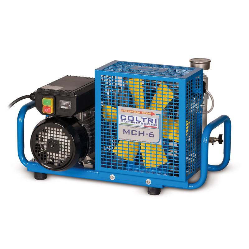 Compr. Mch6/em 3hp 230v/ 50h Single-pha