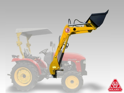 PALA FRONTAL ROLAND H180F PARA TRACTORES 25-40-60hp